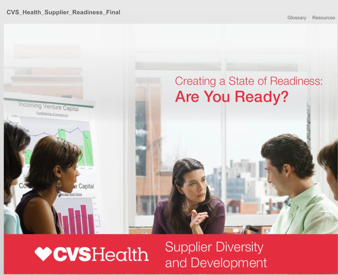 CVS Health – State of Readiness - LightSpeedEdu